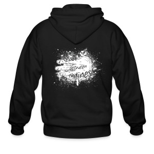 read between the lines - Men's Zip Hoodie