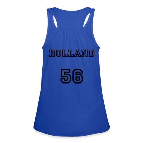 Women's Flowy Tank Top by Bella - Royals,Kansas City Royals,Kansas City,Holland