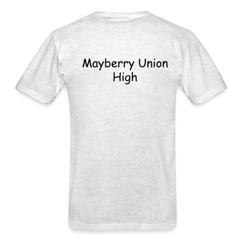 mayberry high - Men's T-Shirt