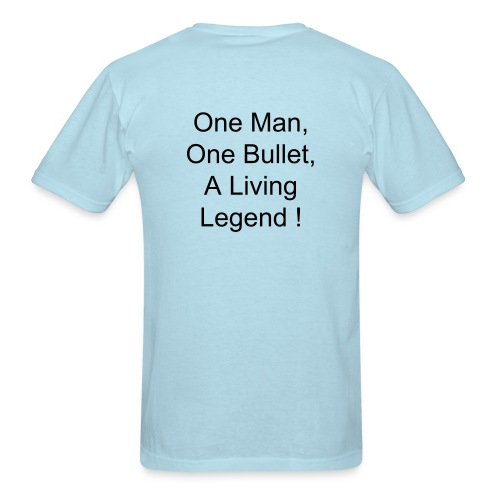 FIFE , LIVING LEGEND - Men's T-Shirt