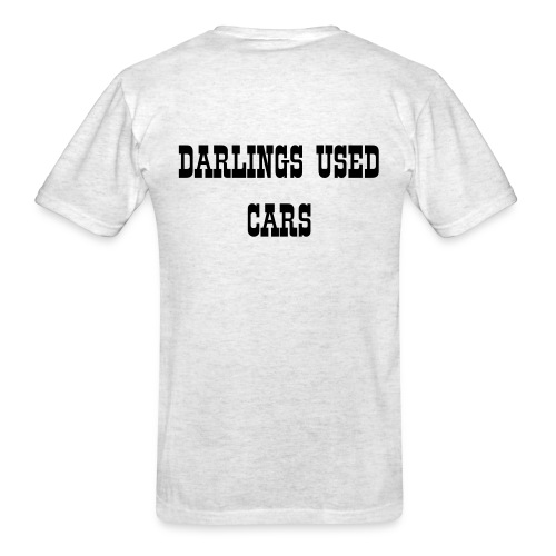 DARLINGS USED CARS - Men's T-Shirt