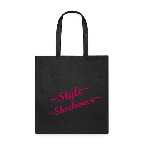(almost) Official StyleShockwaves Tote - Tote Bag
