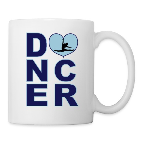 Dancer Mug - Coffee/Tea Mug