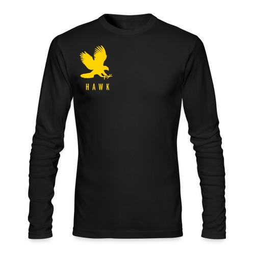 Ball Hawk Long Sleeve - Men's Long Sleeve T-Shirt by Next Level
