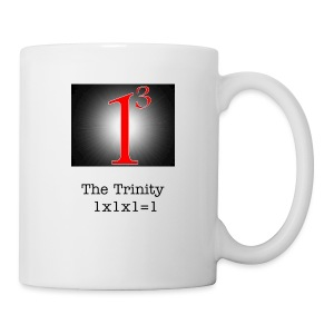 Trinity Math - Coffee/Tea Mug