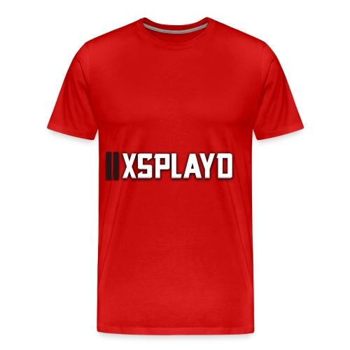 [||] Red Tee - Men's Premium T-Shirt