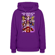 Hoodies ~ Women's Hoodie ~ Hoodratz In Space