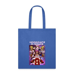 Hoodratz In Space Saving our Galaxy! bag - Tote Bag