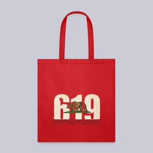 619 Flag - Tote Bag