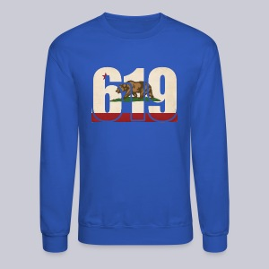 619 Flag - Crewneck Sweatshirt
