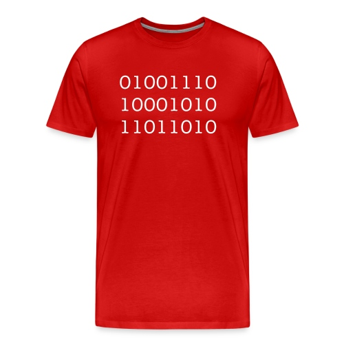 ASCII - Men's Premium T-Shirt