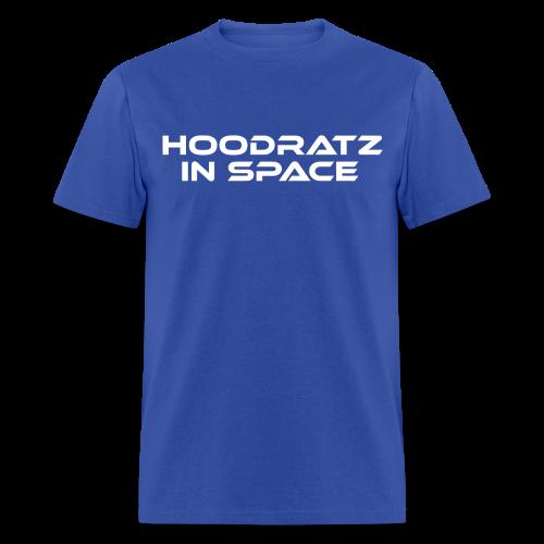 Hoodratz In Space Title T-shirt - Men's T-Shirt