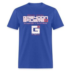 Blue LA style - Men's T-Shirt