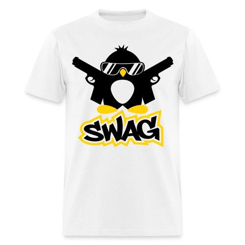 Assault Penguin Standar T-Shirt - Men's T-Shirt