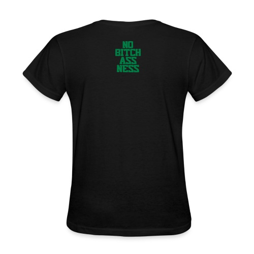 #TeamJason Tee No Bitchassness - Women's T-Shirt