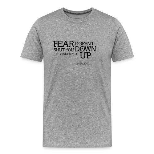 Divergent - Men's Premium T-Shirt