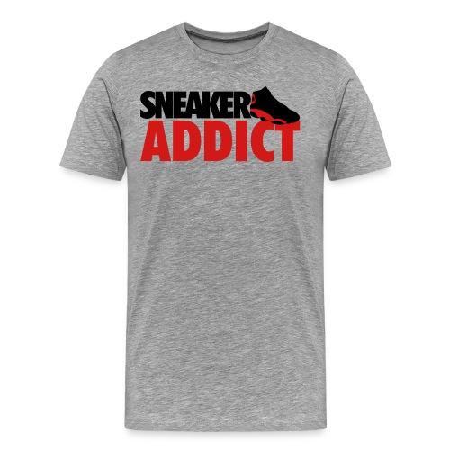 Sneaker Addict T-Shirt - Men's Premium T-Shirt
