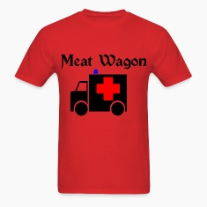 meatwagon T-Shirts