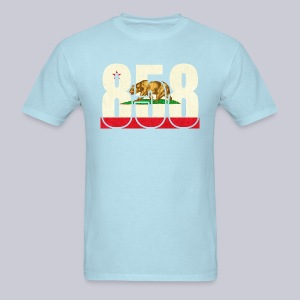 858 Flag - Men's T-Shirt