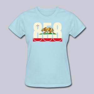 858 Flag - Women's T-Shirt