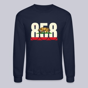 858 Flag - Crewneck Sweatshirt