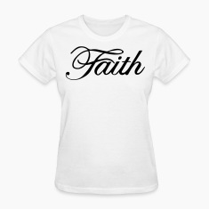FAITH Women's T-Shirts