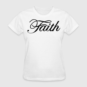FAITH Women's T-Shirts - Women's T-Shirt