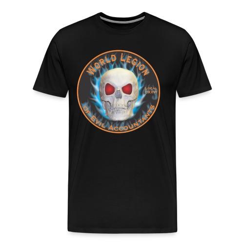 Legion of Evil Accountants - Men's Premium T-Shirt