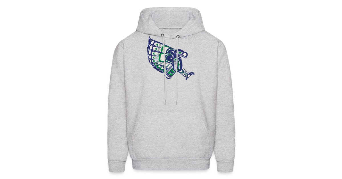 super popular f577c 29f78 Online Hip Hop Graphic T-Shirts and Hoodies | SeaHawks Super bowl champions  Pull over Hoody - Mens Hoodie