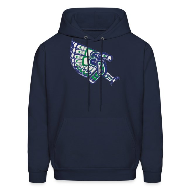 separation shoes d11e0 d2d45 SeaHawks Super bowl champions Pull over Hoody | Men's Hoodie