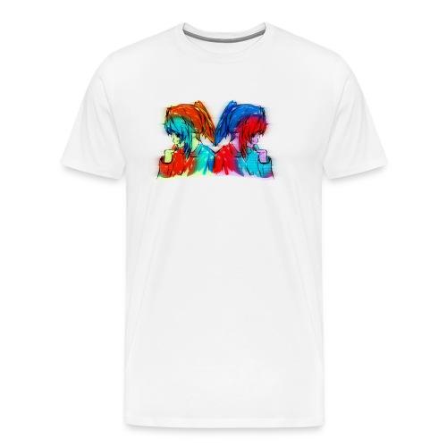 Kobe - T - Shirt - Men's Premium T-Shirt