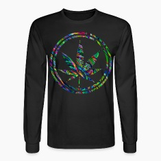 Weed Long Sleeve Shirts