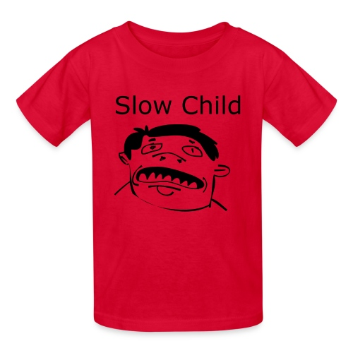 Slow child - Kids' T-Shirt