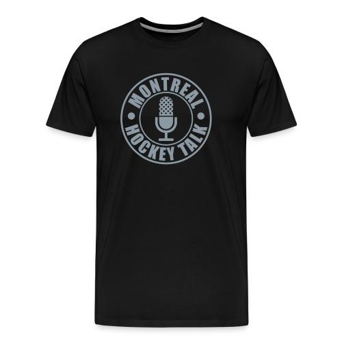 MTLHOCKEY T-Shirt Black - Men's Premium T-Shirt