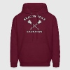 Beacon Hills Lacrosse Stilinski 24 on Back Sweatsh - Men's Hoodie