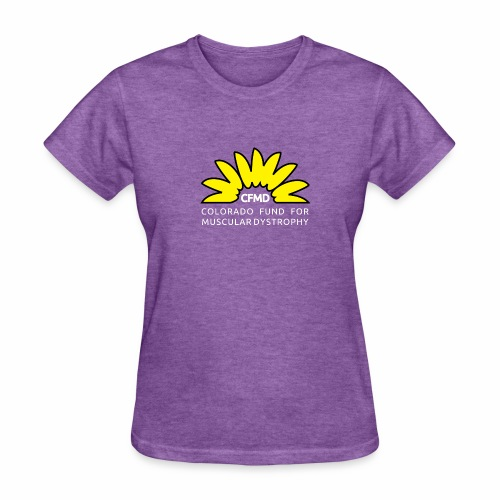 Women's CFMD T (White Text) - Women's T-Shirt