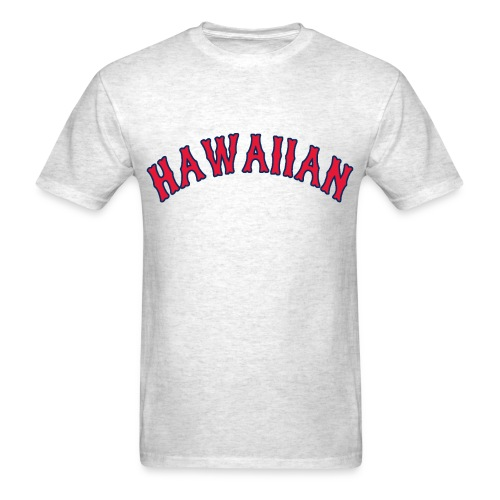 Pacific Islander Night - Hawaiian - Men's T-Shirt