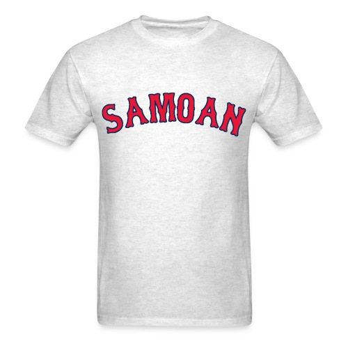 Pacific Islander Night - Samoan - Men's T-Shirt