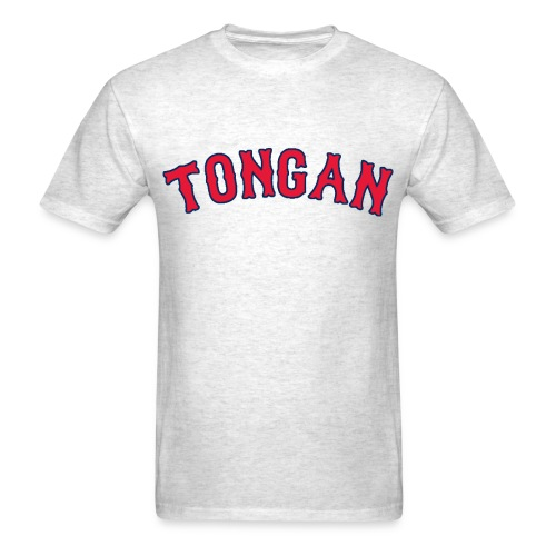 Pacific Islander Night - Tongan - Men's T-Shirt