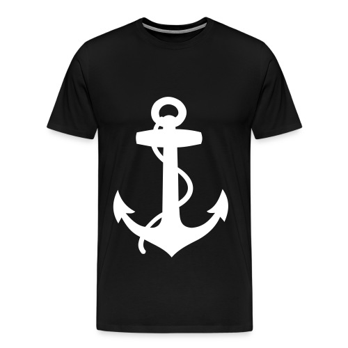 Anchor Shirt - Men's Premium T-Shirt