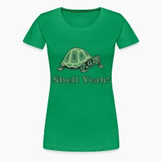 Shell Yeah! Women's T-Shirts