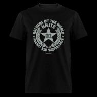 T-Shirts ~ Men's T-Shirt ~ Hackers of the world unite!