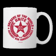 Mugs & Drinkware ~ Coffee/Tea Mug ~ Hackers of the world unite!