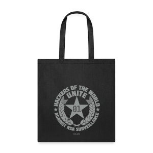 Hackers of the world unite! - Tote Bag