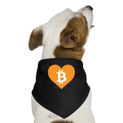 Bitcoin Puppy Love - Dog Bandana