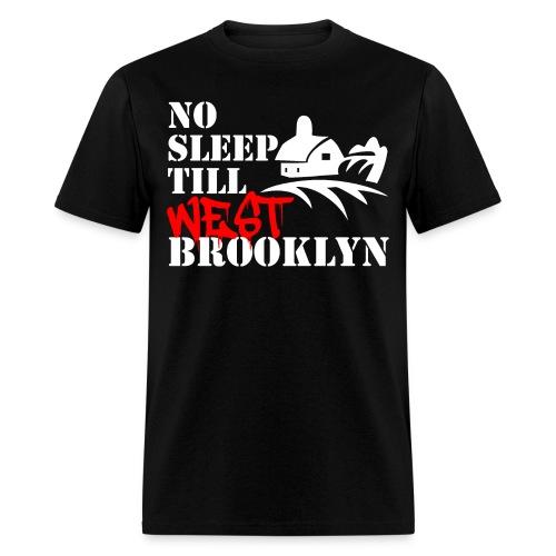 West Brooklyn - Men's T-Shirt