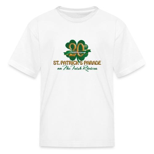Kid's Anniversary Logo T-Shirt - Kids' T-Shirt
