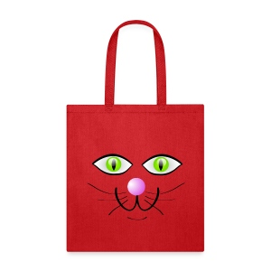 CAT OUTLINE - Tote Bag