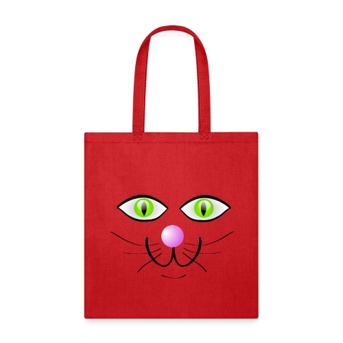CAT OUTLINE - Tote Bag