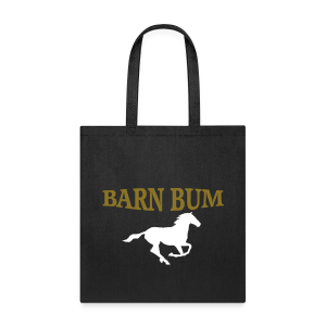 Barn Bum Tote Bag  - Tote Bag